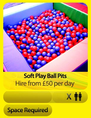 Soft Play Ball Pits Surrey