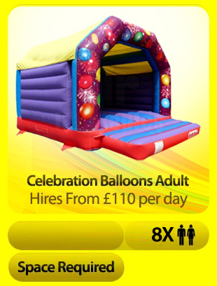 Celebration Balloons Adult