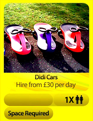 Soft Play Didi Cars Surrey