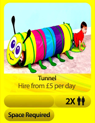 Soft Play Tunnel Surrey