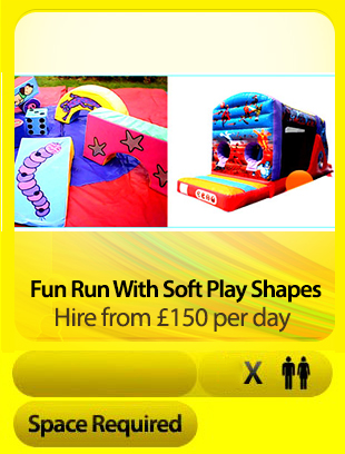 Fun Run With Soft Play Arena
