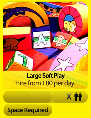 Large Soft Play Arena