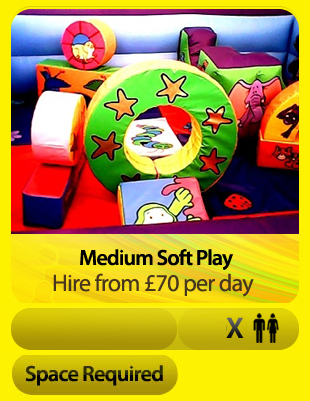 Medium Soft Play Arena