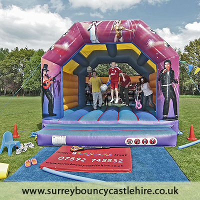 Surrey Bouncy Castle hire Woking